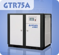 Araki Screw Compressor GTR75A