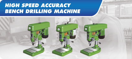 High Speed Accuracy Bench Drilling Machiine
