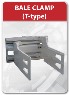 Bale Clamp (T-type)