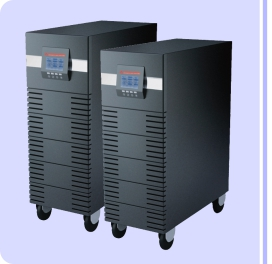 SK30A High Frequency Online UPS 6-10Kva