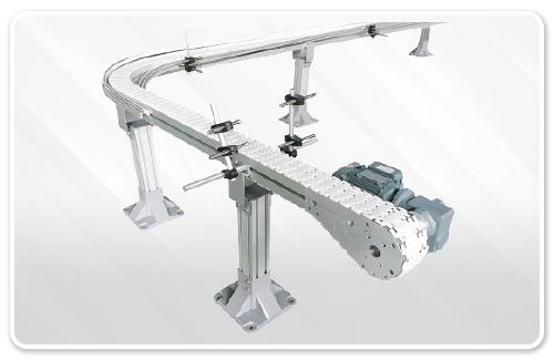 Slat Band Conveyor