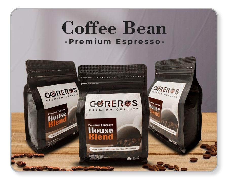 Coffee Bean Coreros