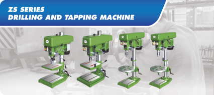 ZS-Series Drilling & Tapping Machine