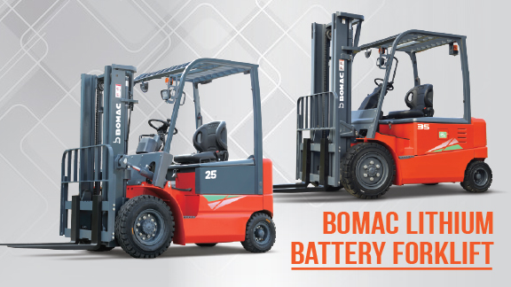 Bomac Lithium Battery Forklift