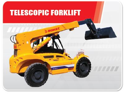 Telescopic Forklift