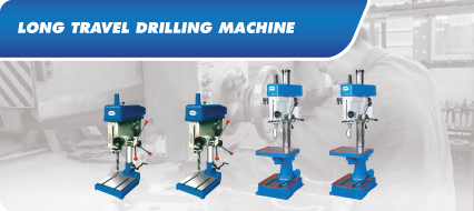 Long Travel Drilling Machine