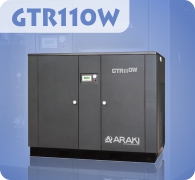 Araki Screw Compressor GTR110W