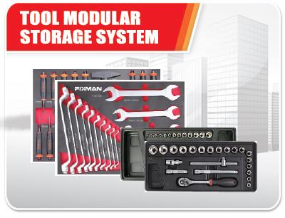 Tool Modular Storage System