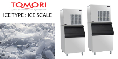 AP Series Ice Scale Maker