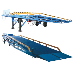 Mobile Ramp Electric