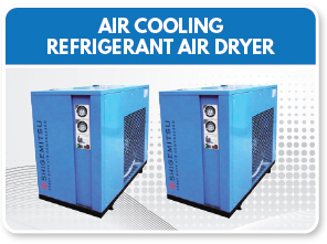 Air Cooling Refrigerant Air Dryer