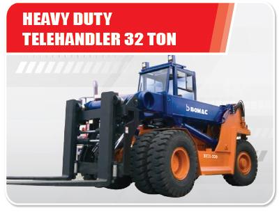Heavy Duty Telehandler 32 T