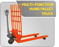 Multi-Function Hand Pallet Truck