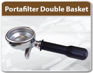 Portafilter Double Basket
