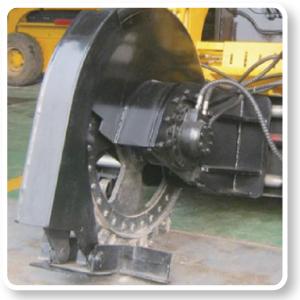 Wheel Trencher