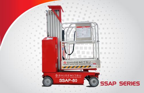 Self-Propelled Work Platform J Series