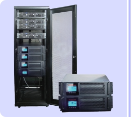 SK30AR Rack Mount High Frequency Online UPS 1-10Kva