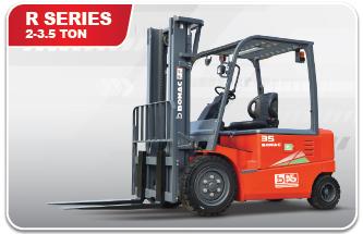 R Series 2-3.5 Ton