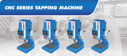 CNC Series Tapping Machine
