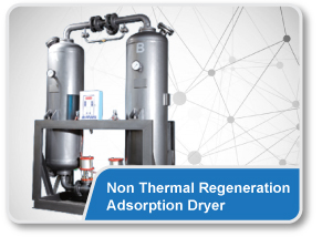 Non Thermal Regeneration Adsorption Dryer