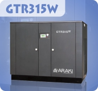 Araki Screw Compressor GTR315W