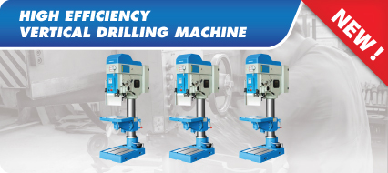 High Efficiency Vertical Drilling Machine