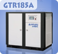 Araki Screw Compressor GTR185A