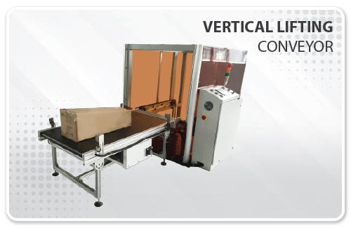 Vertical Lifting Conveyor