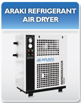 Araki Refrigerant Air Dryer