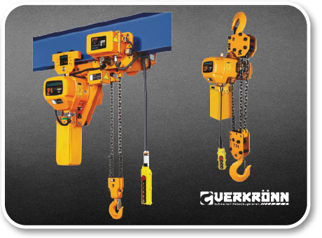 Verkronn Electric Chain Hoist Crane