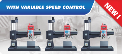 With Variable Speed Control