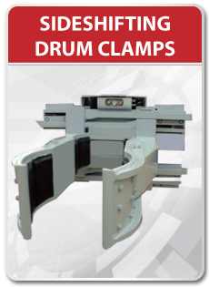 Sideshifting Drum Clamps
