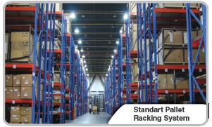 Standart Pallet Racking System