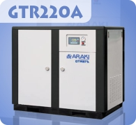Araki Screw Compressor GTR220A