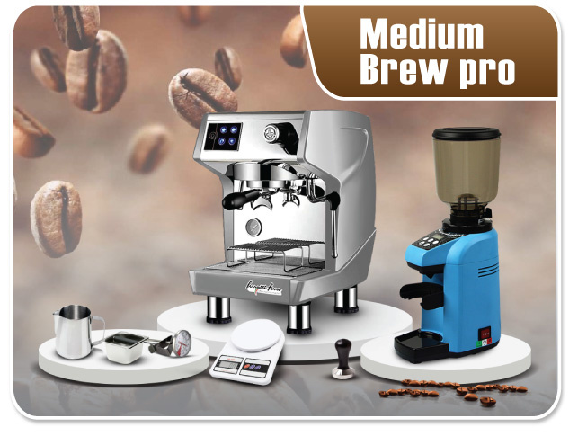 Medium Brew Pro