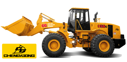 CG Wheel Loader