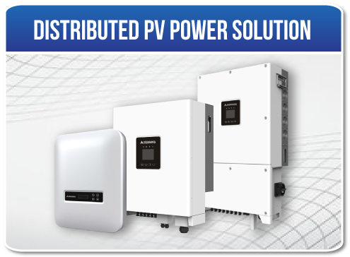 Distributed PV Power Solution