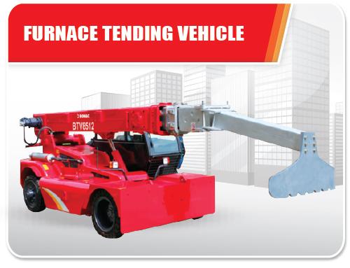 Furnace Tending Vehicle