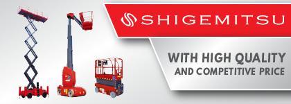 Shigemitsu Aerial Work Platform