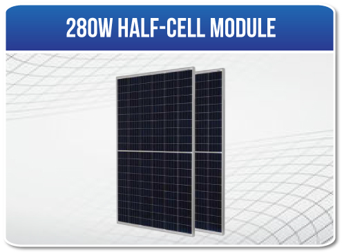 Half-Cell Module