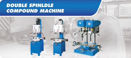 Double Spindle Compound Machine