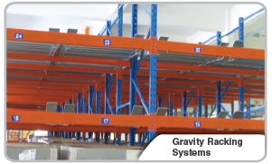 Gravity Racking Systems