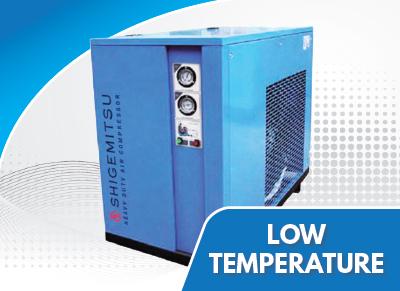 Low Temperature Series