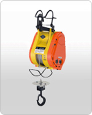 AC mini winch MR-Series