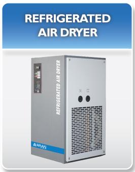 New Araki Refrigerated Air Dryer