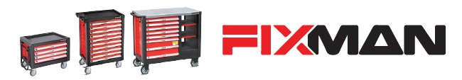 FIXMAN Roller Cabinets