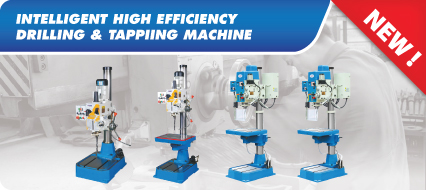 Intelligent High Efficiency Drilling & Tapping Machine