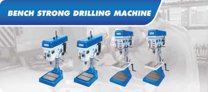 Bench Strong Drilling Machine
