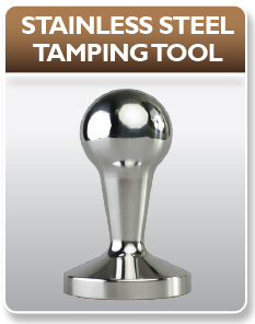 Stainless Steel Tamping Tool