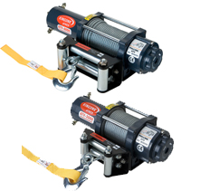 ATV Winch (Power 1.3Ton - 1.8Ton)